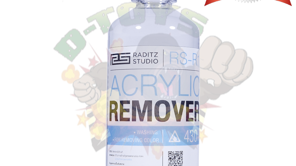 Acrylic Remover RS-R1 450ml