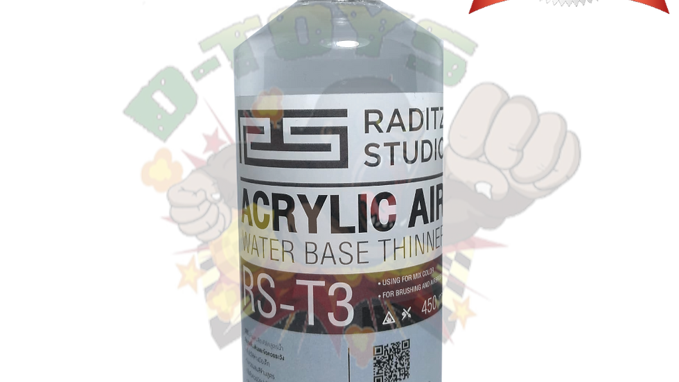 Acrylic Air RS-T3 450ml