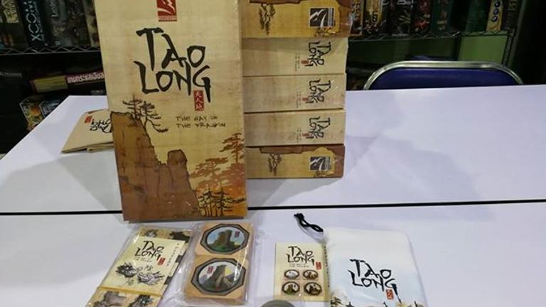 Tao Long Kickstarter Retailer