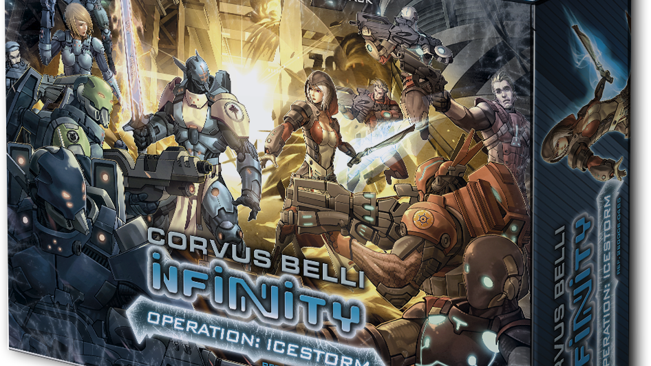 Operation Ice Storm : Infinity Battle Pack