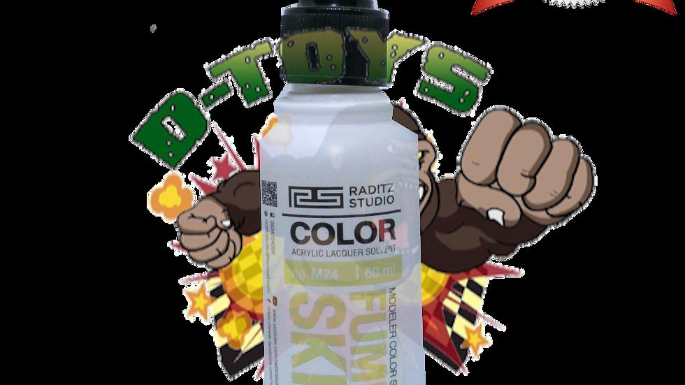 สีโมเดล FUMINA SKIN1 Hi Gloss  ขนาด 60 ml สำหรับ Airbrush