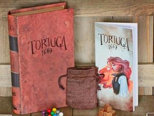 รีวิวบอร์ดเกม Tortuga 1667 (2017)