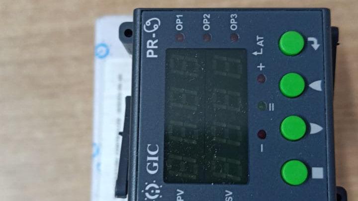 GIC/L&T PID CONTROLLER