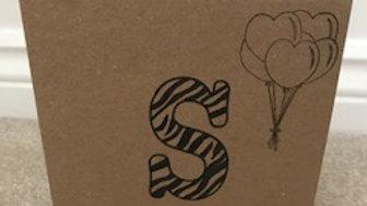 S Zebra