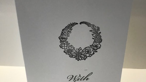 With Love Wreath