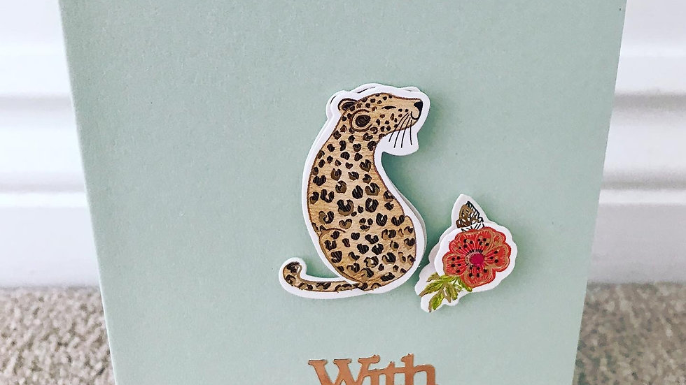 With Love Leopard