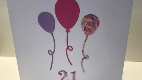 21 Milestone Birthday
