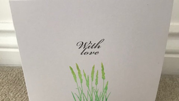 With Love Grass