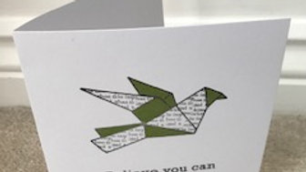 Green Metallic Bird
