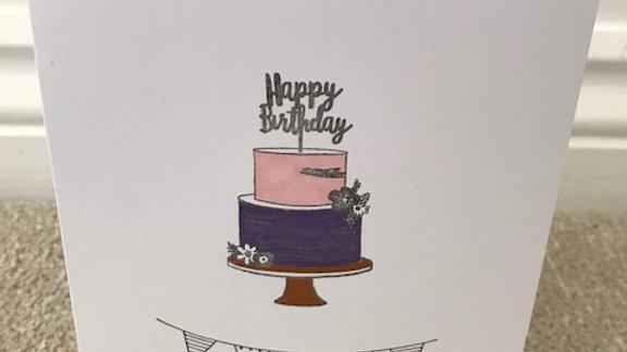 Cakestand Birthday