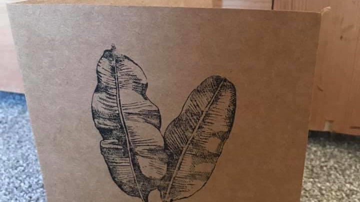 Feather Stamp Print