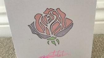 Congratulations Rose