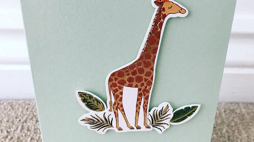 With Love Giraffe