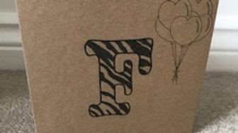 F zebra