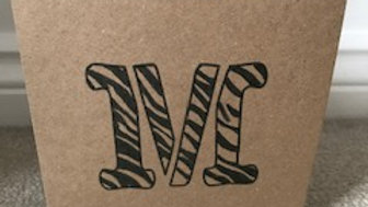 M zebra