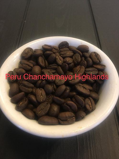 Peru Chanchamayo Highland