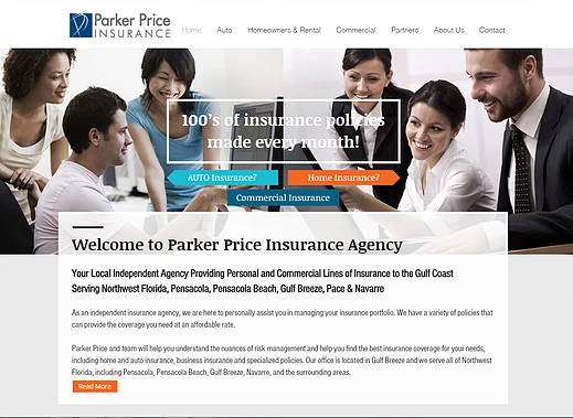 Parker Price Insurance