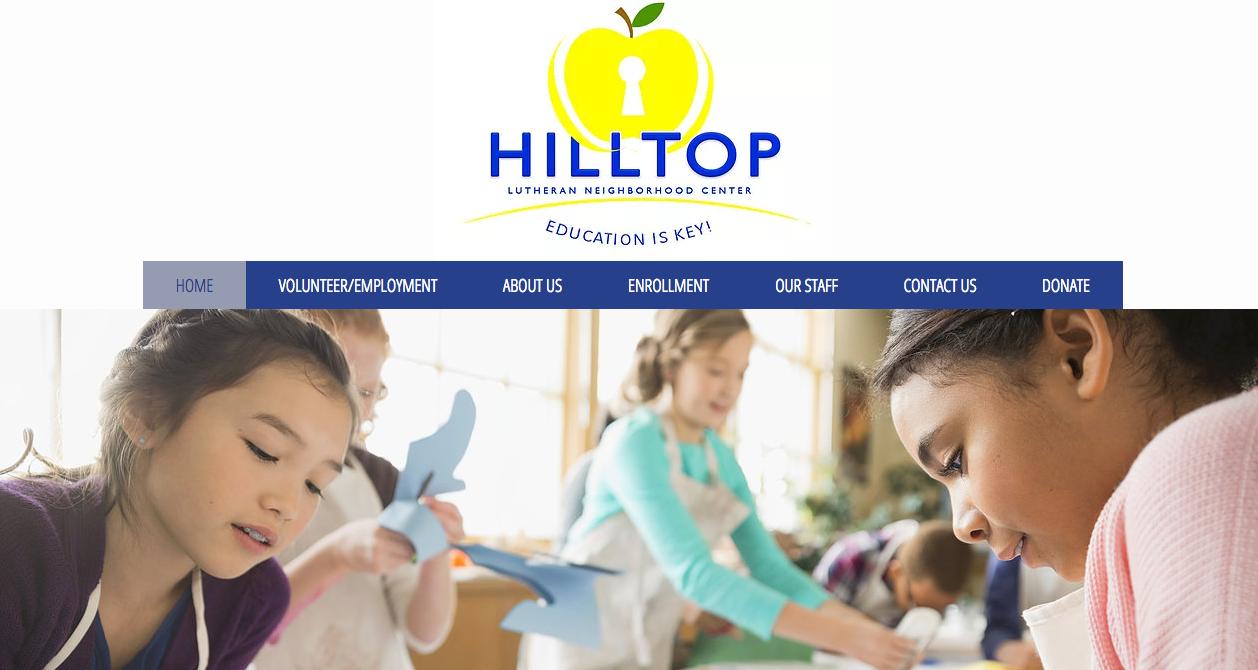 Hilltop Lutheran Neighborhood Center