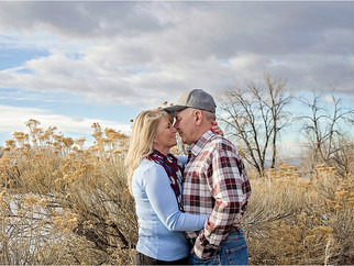 Jody + Chris: A Fort Collins Engagement | Feathered Penny | Colorado Engagement Photographer