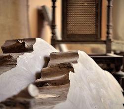 Обработанные слэбы,слэбы карагача, слэб из дерева