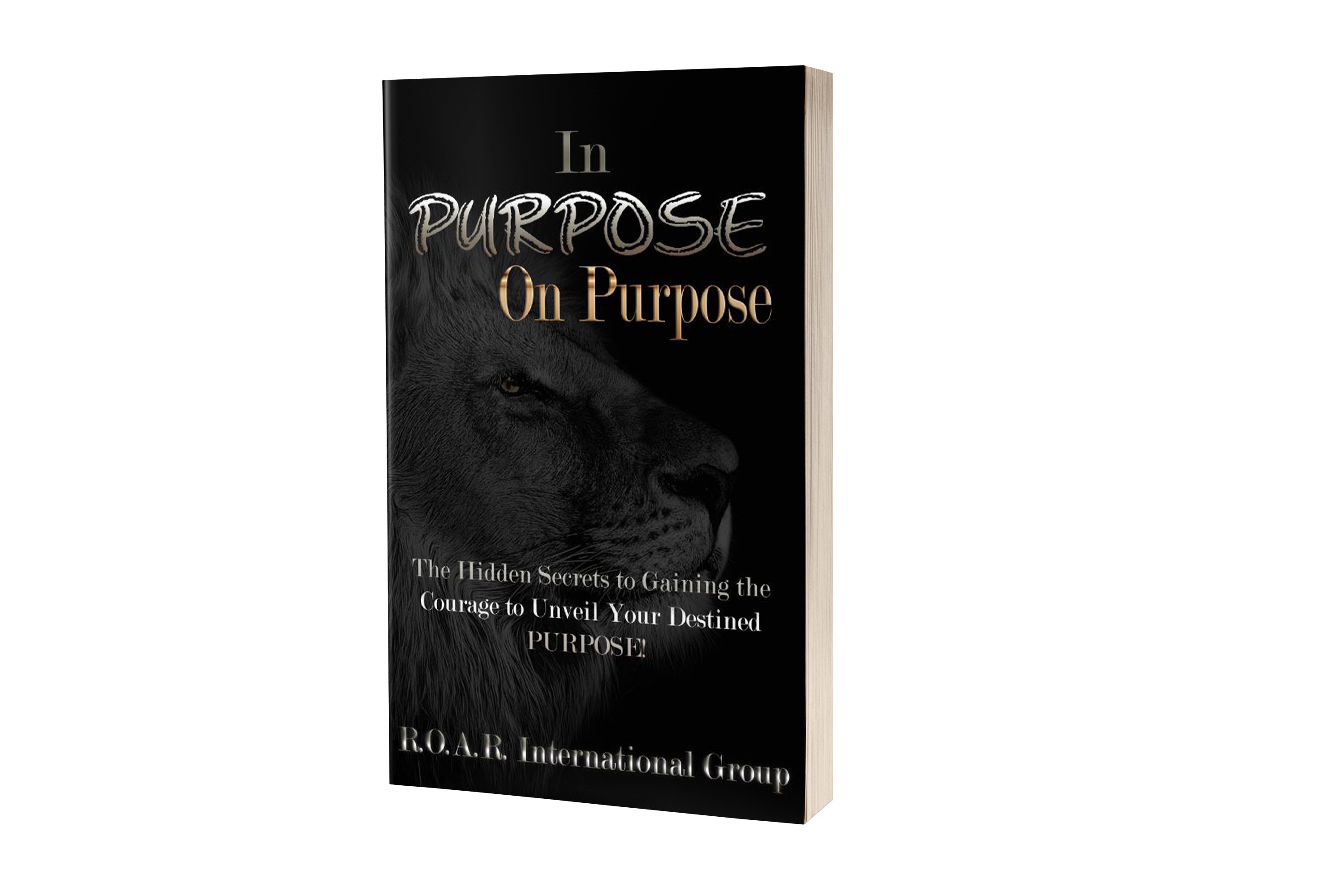 In PURPOSE on Purpose Book