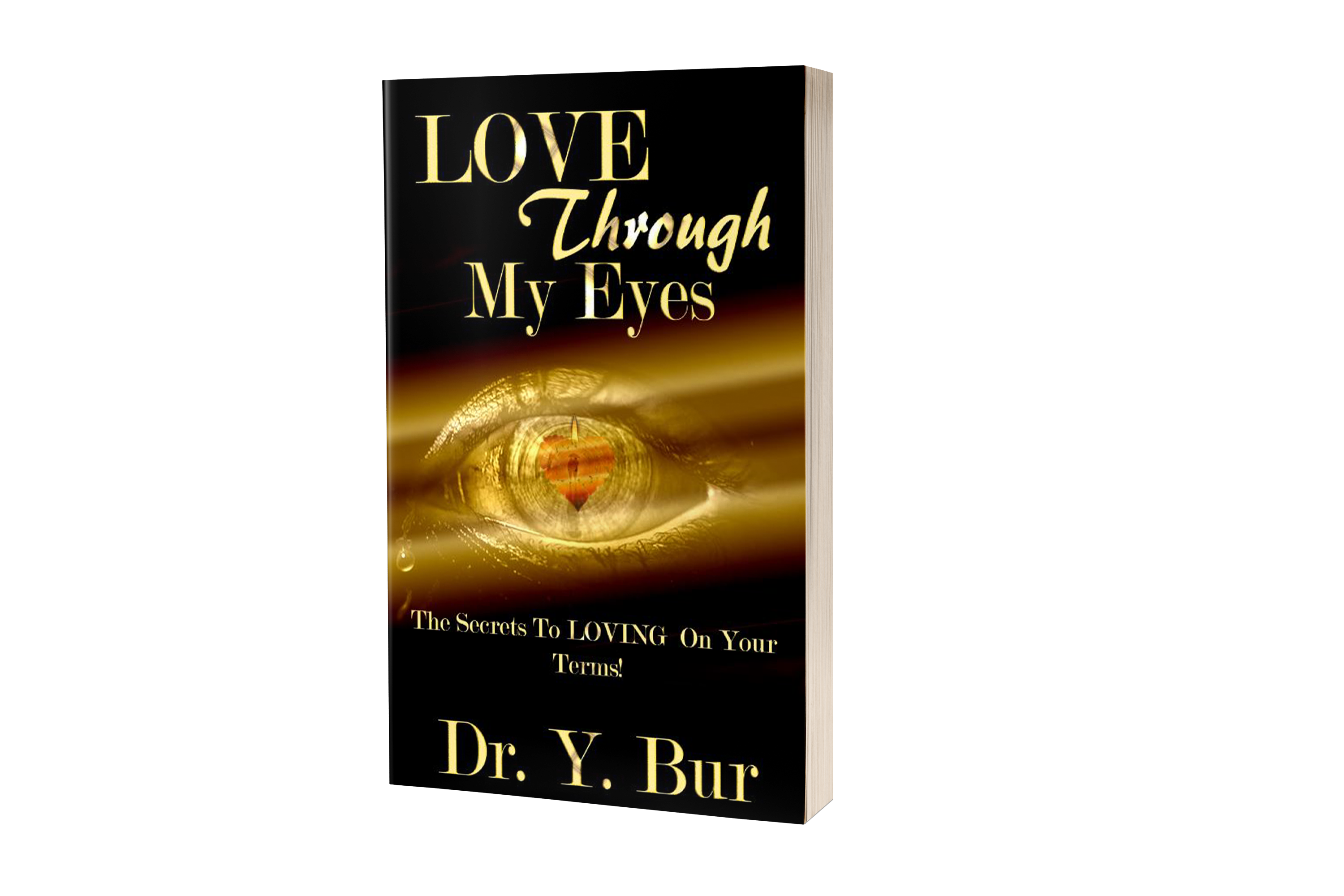 Love Through My Eyes Book