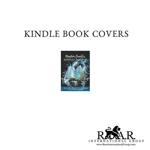 Kindle Cover Design