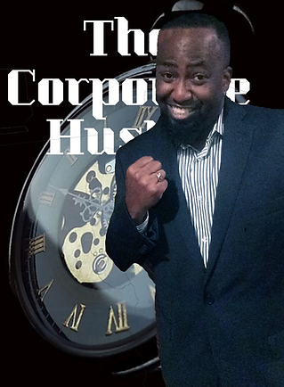 Cornelius with Corporate Hustle Backgrou