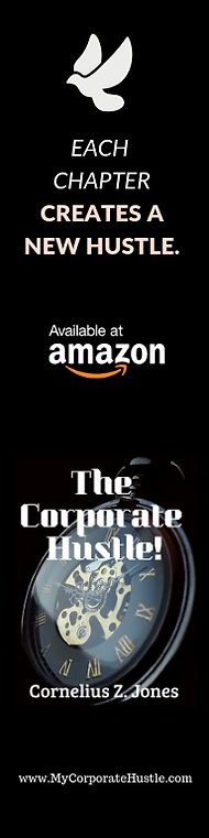 The Corporate Hustle Bookmark