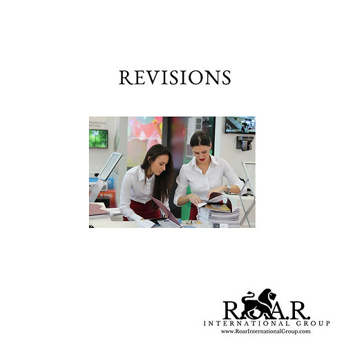 Revisions: Basic