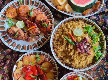 Ramzan: A gastronomical perspective.