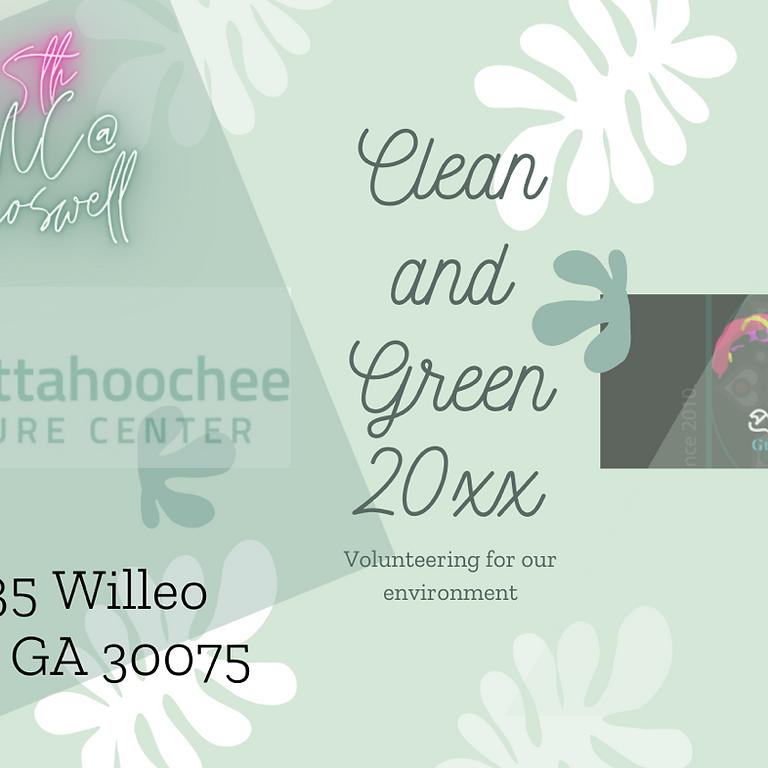 GenNxt Volunteering Event- Clean & Green 20XX