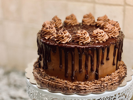 What makes a cake soft and tasty?