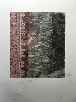 Threads of Memory, #30 18X24