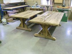 Harvest Table Threshing Board