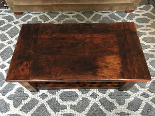 Threshing Coffee Table