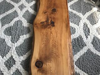 Blue wood?