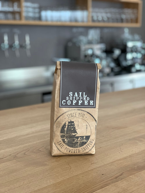 Brigantes - Sail Shipped Coffee (500g)
