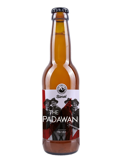 Bierol The Padwan 5,6%vol. 0,33l