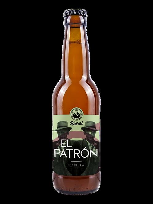 Bierol - El Patron 8,2%vol. 0,33l