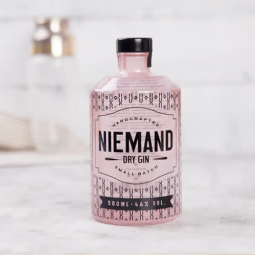 Niemand Gin 46%vol. 0,5l