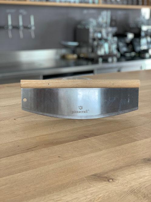 Pizzaschneider (Wiegecutter mit Holzgriff)