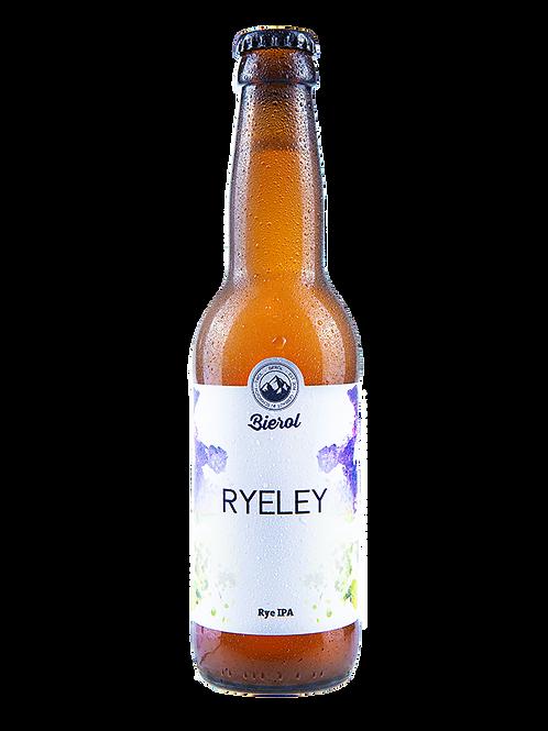 Bierol - Ryeley – Rye IPA 6,5%vol. 0,33l