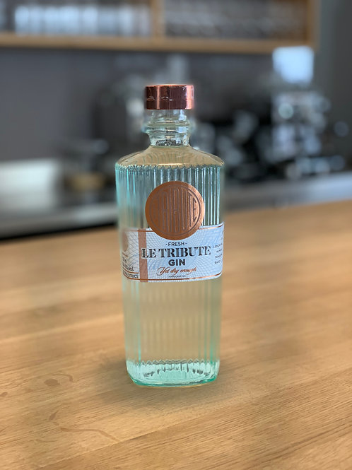 Le Tribute Gin 43%vol. 0,7l