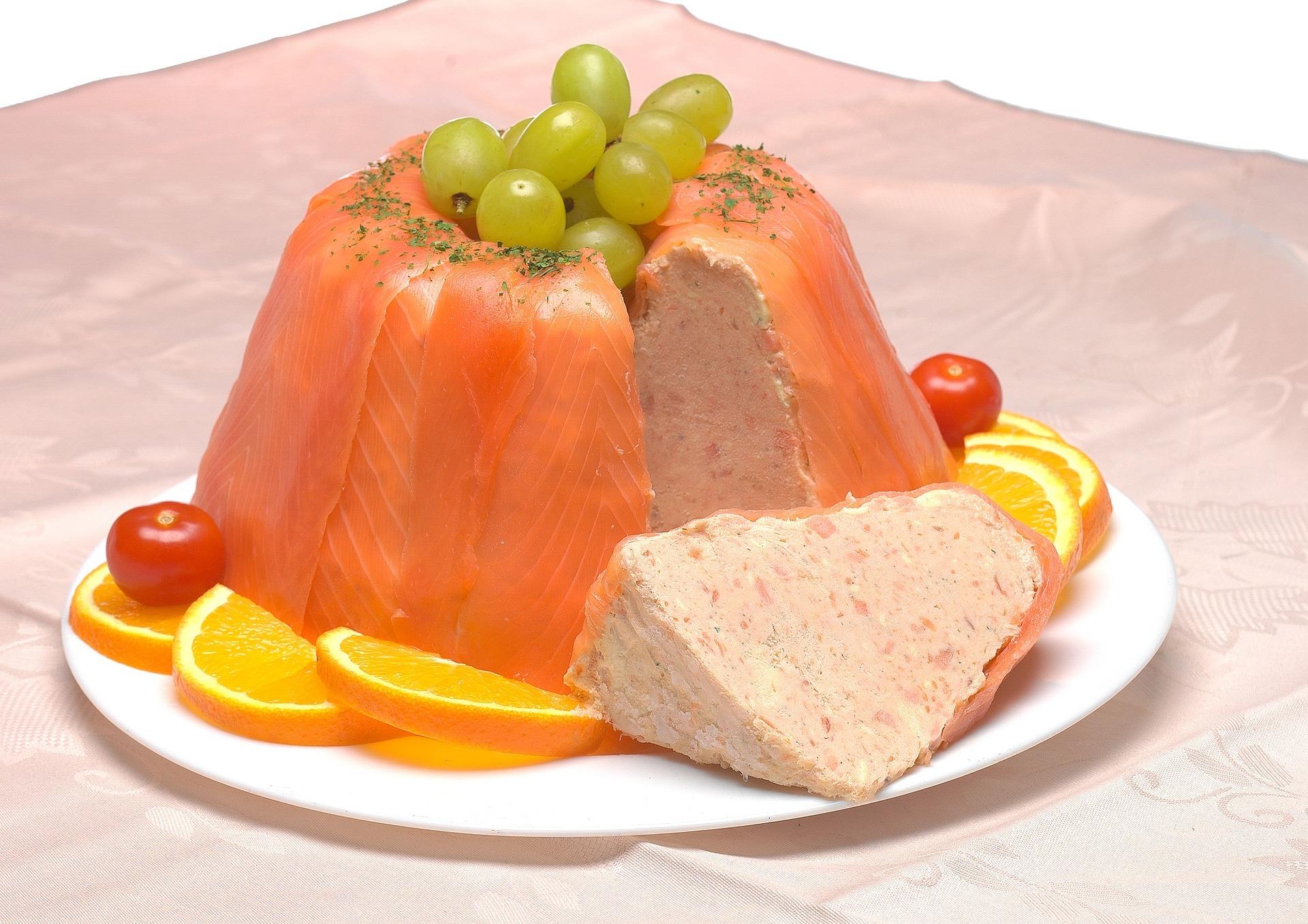 Salmon Pate`
