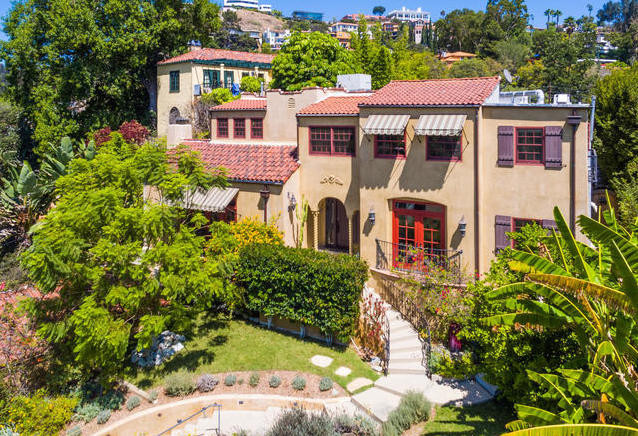 6478 Ivarene Ave, Hollywood Hills