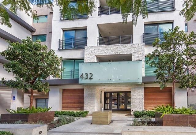 432 N Oakhurst Drive PH 505, Beverly Hills