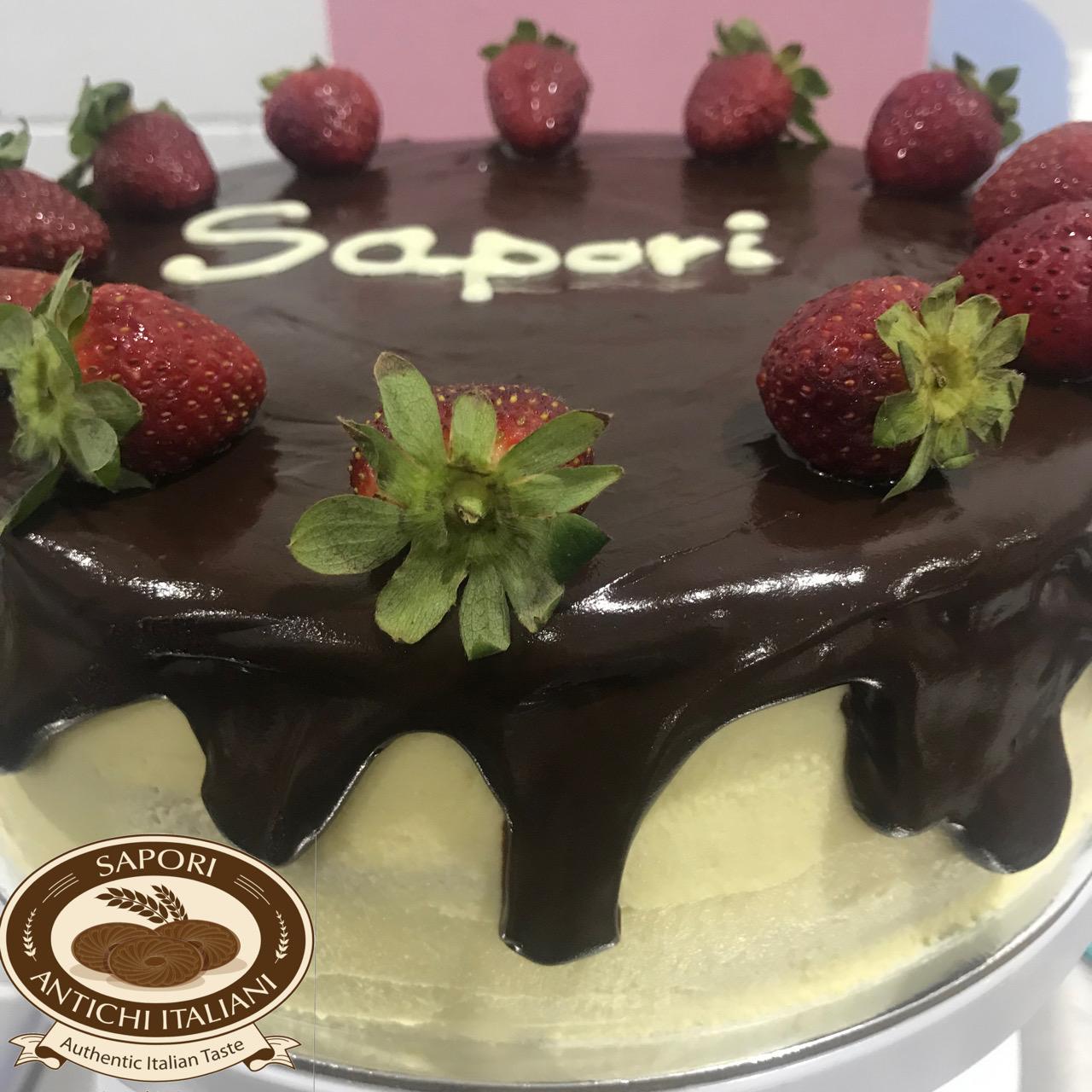 Sapori's cake