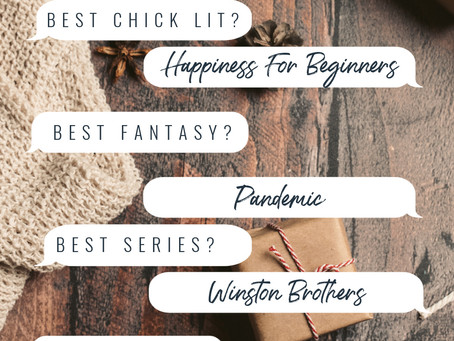 Goodreads Challenge - 2019