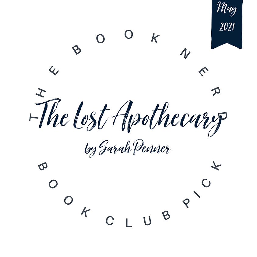 The Lost Apothecary -Virtual Event